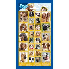 Stickers hondensoorten