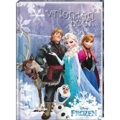 Disney Frozen met Gratis  Stickervel - Vriendenboek
