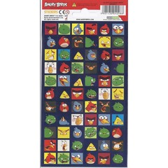 Disney Angry Birds - Stickervel