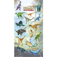 Dino - Stickervel