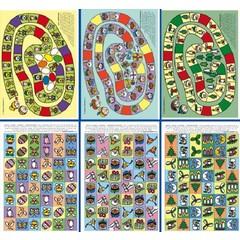 Tafelspelletjes voor 'Pasen, Sint en Kerst'