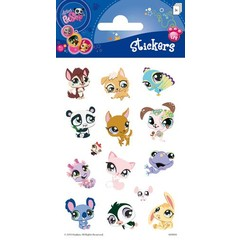Stammetjes Stickers Littlest Pet Shop