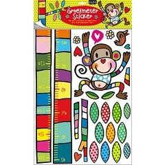 TaTa Groeimeter stickers
