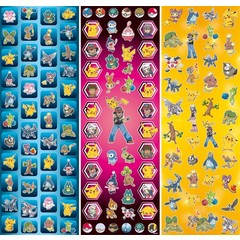Pokémon Stickervel Pokémon