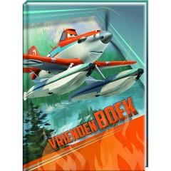 Disney Planes met Gratis Planes Stickers - Vriendenboek
