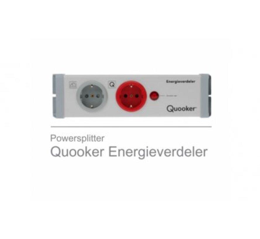 Quooker energieverdeler
