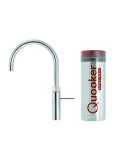 Quooker Quooker Pro3 Fusion Round Steel