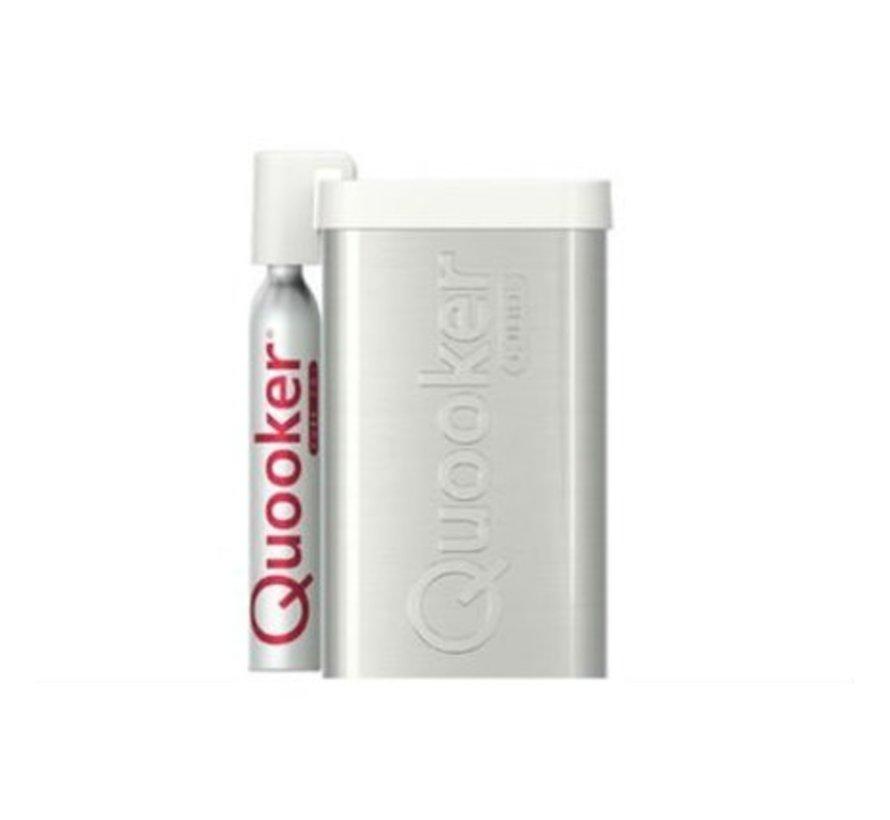 Quooker CUBE koel & bruisend water
