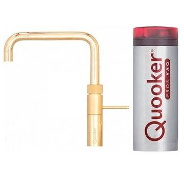 Quooker Quooker Pro3 Fusion Square Goud