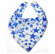 Bandana Bibble slabben Slab Blue Starlight