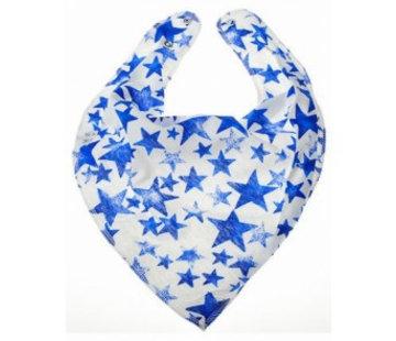 Bandana Bibble slabben Slab Blue Starlight