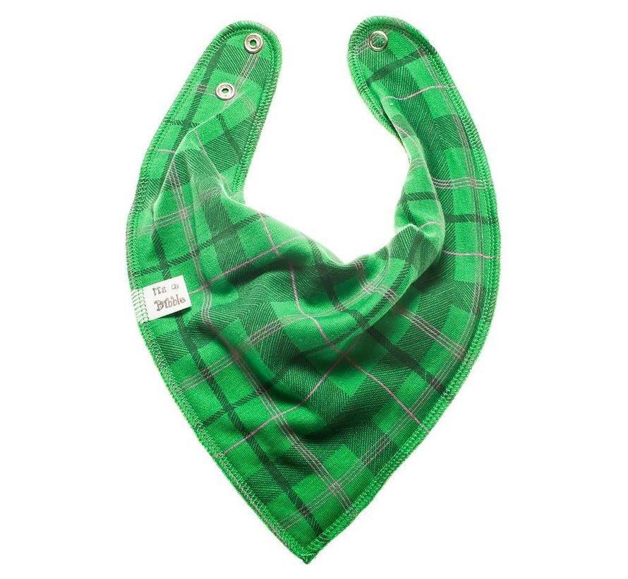 Bandana Bibble Slab Jac Jac Green