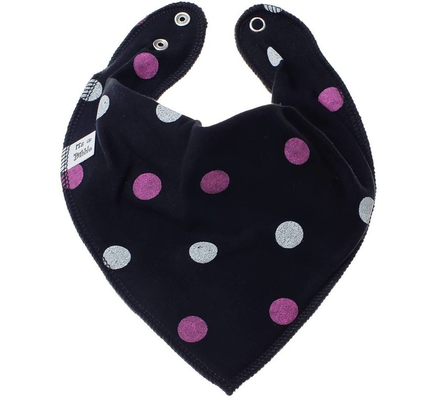 Bandana Bibble Slab Spotty Dottie