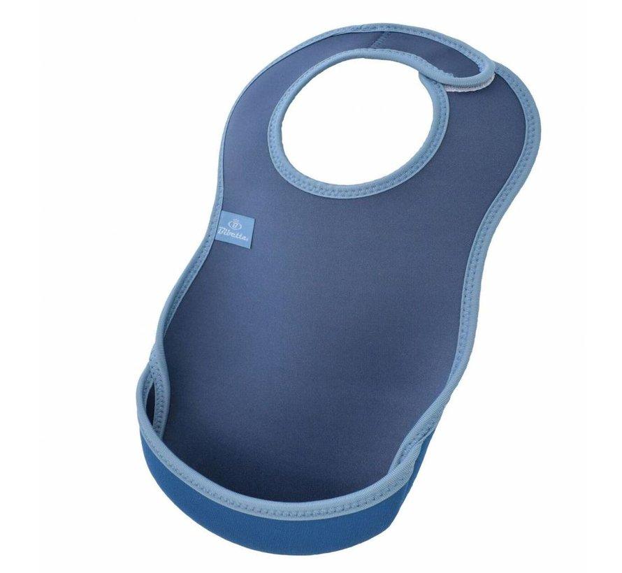Bibetta Ultrabib Staalblauw