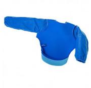 Bibetta  Mouwslab Blauw/ Lichtblauw