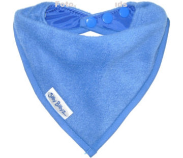 Silly Billyz Fleece Bandana Royal Blue
