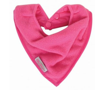 Silly Billyz Fleece Bandana Fuchsia