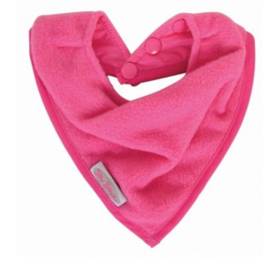 Silly Billyz Bandana Fleece Fuchsia