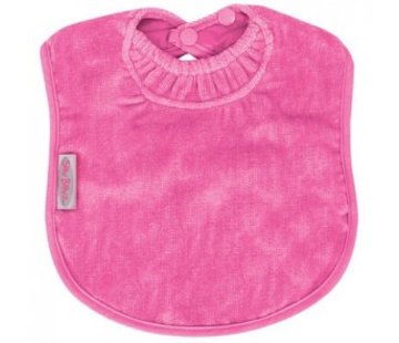 Silly Billyz Snuggly Towel Fuchsia