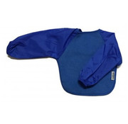Silly Billyz Mouwslab Fleece Royal Blue