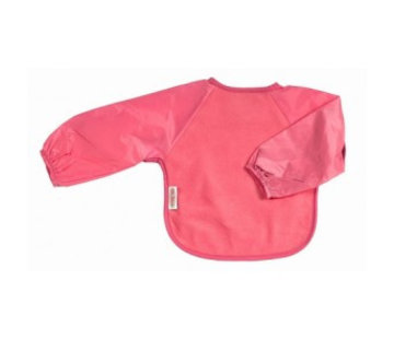 Silly Billyz Mouwslab Fleece Fuchsia
