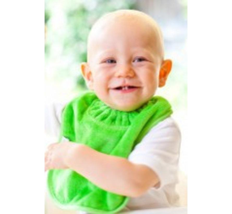 Silly Billyz Junior Snuggly Towel Lime