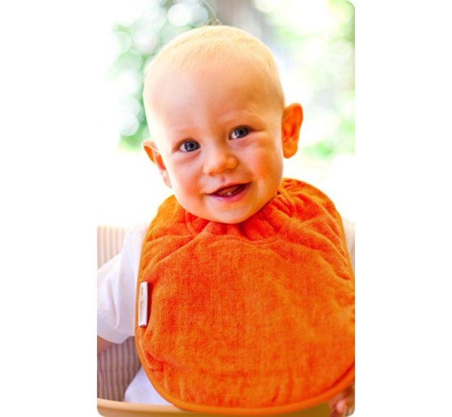Silly Billyz Junior Snuggly Towel Oranje