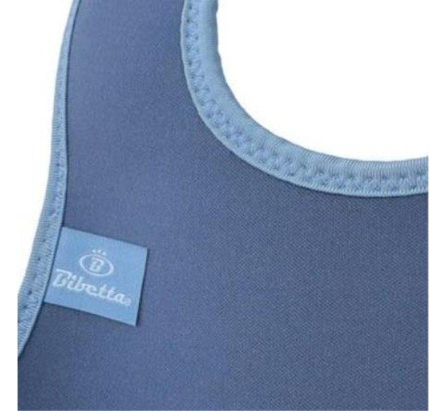 Bibetta Ultrabib 2-pack Vos / Staalblauw