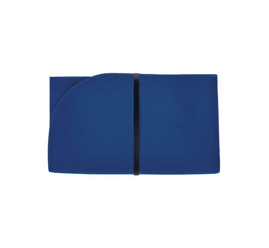 Bibetta opvouwbaar aankleedkussen XL staalblauw