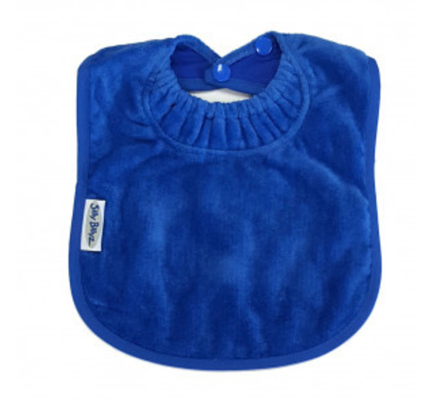 Silly Billyz Junior Snuggly Towel Royal Blue