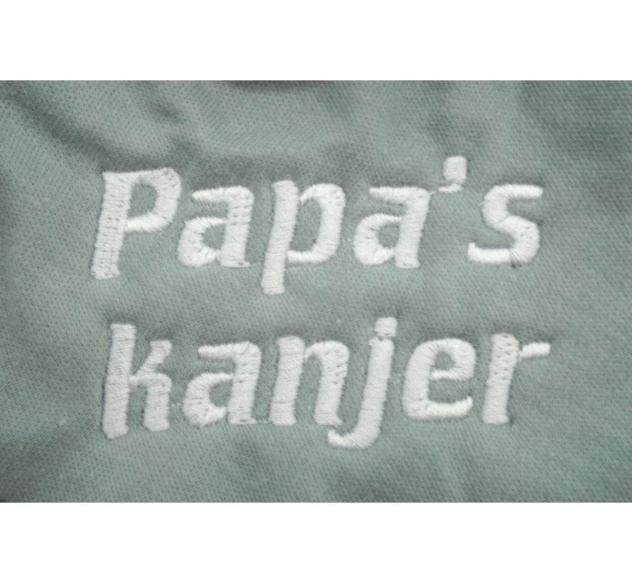 Bandana Bibble papa's kanjer