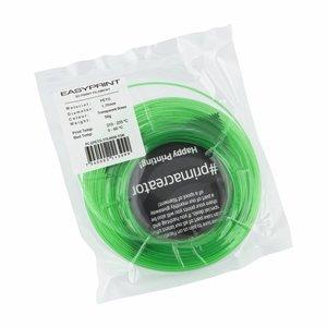 PrimaCreator EasyPrint PETG Sample - 1.75mm - 50 g - Transparent Green