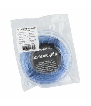 PrimaCreator EasyPrint PETG Sample - 1.75mm - 50 g - Transparent Blue