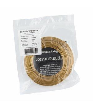 PrimaCreator EasyPrint PLA Sample - 1.75mm - 50 g - Gold