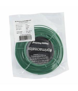 PrimaCreator EasyPrint PLA Sample - 1.75mm - 50 g - Green