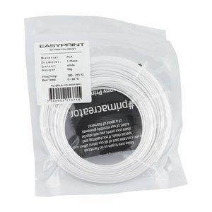 PrimaCreator EasyPrint PLA Sample - 1.75mm - 50 g - White