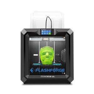 Flashforge Flashforge Guider IIS / 2S - with High Temp Extruder