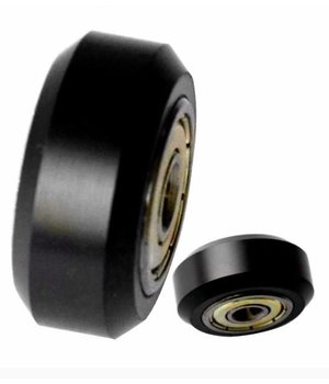 Creality Creality 3D CR-10 Roller Guide Wheels with bearings