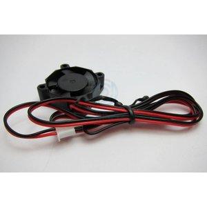 PrimaCreator P120 Extruder fan 30*30*10 (Long cable)