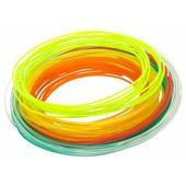 XYZPrinting 3D Pen PLA 1.75 mm Filament 216 g – 6 random colors