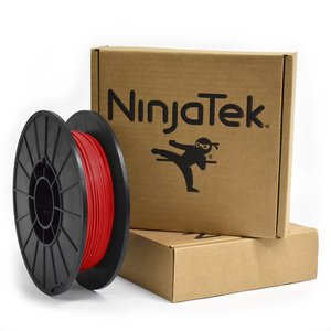 NinjaTek NinjaTek Cheetah Flexible - 1.75mm - 0.5 kg -  Fire Red