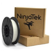 NinjaFlex Filament  - 1.75mm - 0.5 kg - Water Semi-transparent
