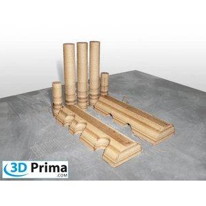 Lay-Filaments LayWoo-d3 Filament - 2.85mm - 0,25kg