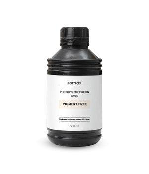 Zortrax Zortrax UV Resin - Basic - 500ml - Pigment free