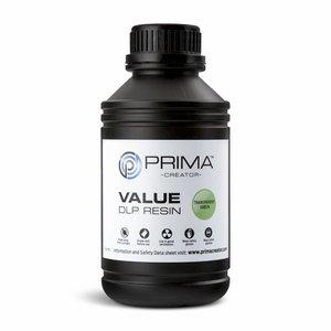PrimaCreator PrimaCreator Value UV / DLP Resin - 500 ml - Transparent Green