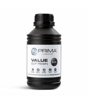 PrimaCreator PrimaCreator Value UV / DLP Resin - 500 ml - Black