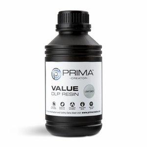 PrimaCreator PrimaCreator Value UV / DLP Resin - 500 ml - Light Grey