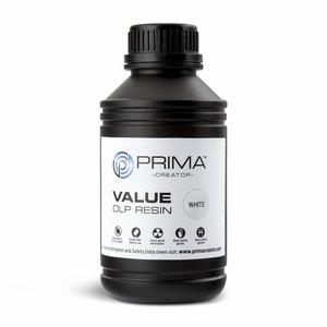 PrimaCreator PrimaCreator Value UV / DLP Resin - 500 ml - White