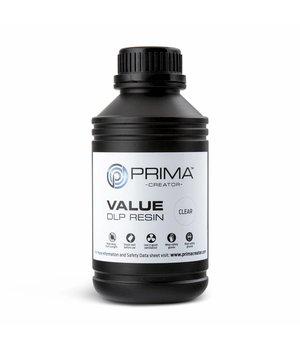PrimaCreator PrimaCreator Value UV / DLP Resin - 500 ml - Clear