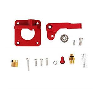 - MK8 / CR10 Red Metal Extruder Kit